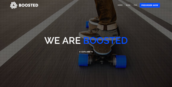 Boosted