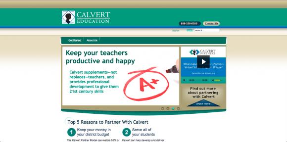 Calvert Education Services