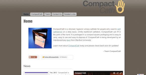 Compactcath