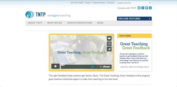 Great Teaching, Great Feedback