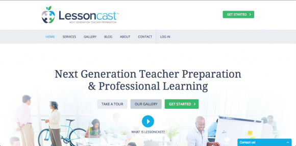 Lessoncast PD Tools and Courseware