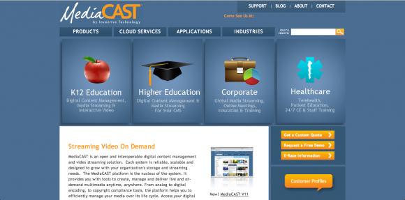 MediaCAST