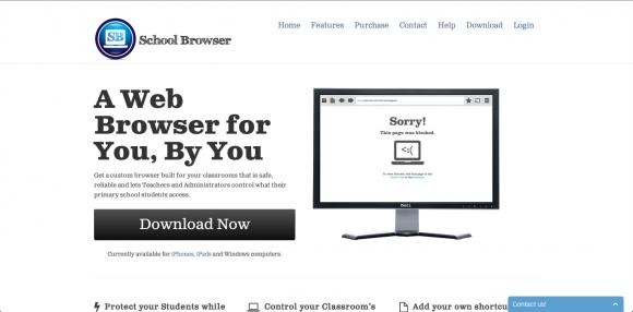 School Browser