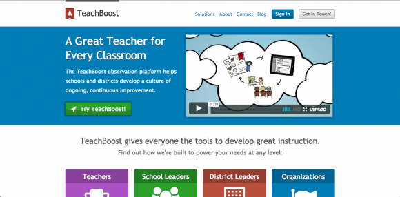 TeachBoost