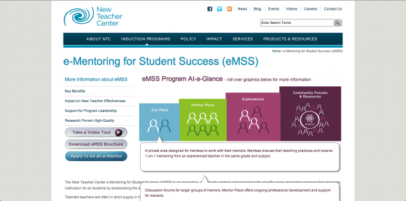 e-Mentoring for Student Success