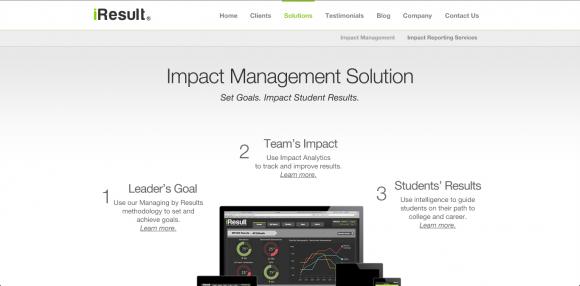 iResult Impact Management Solution