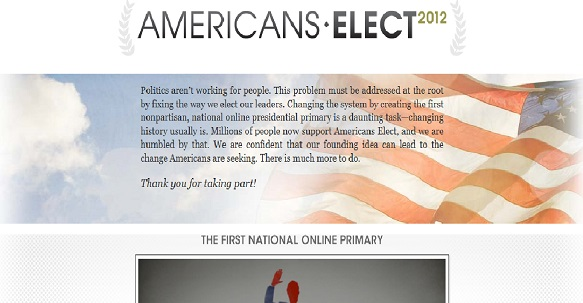 Americans Elect