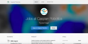 caspian robotics