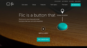 flic button