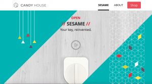 sesame your key